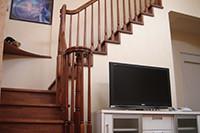 あこがれのモダン階段