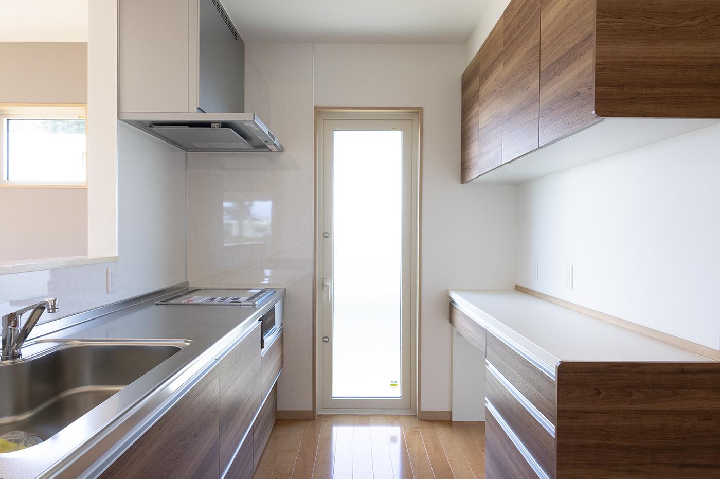 キッチン:収納